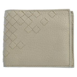 ボッテガヴェネタ(Bottega Veneta)のBOTTEGA VENETA ボッテガヴェネタ 二つ折り財布(折り財布)