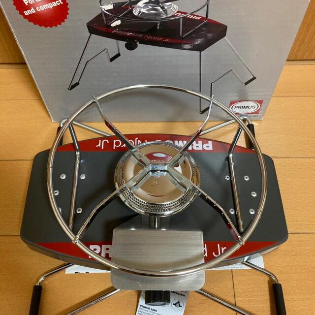 PRIMUS(プリムス)の廃盤 日本未発売 プリムス ニョルドjr スポーツ/アウトドアのアウトドア(ストーブ/コンロ)の商品写真