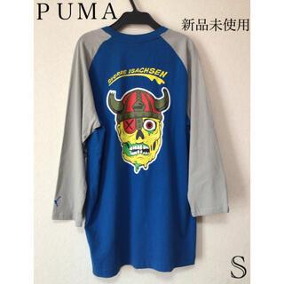 PUMA - ⭐︎新品未使用⭐︎PUMA プーマ 7分丈 Tシャツ
