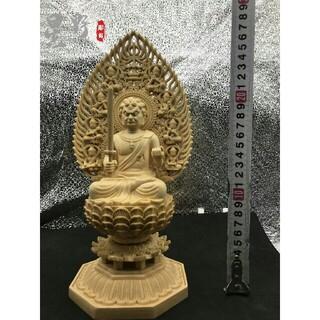 不動明王  稀少珍品  供養品  災難除去  仏壇仏像  祈る厄除仏教工芸品(彫刻/オブジェ)