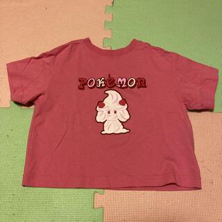 GU - GU ポケットモンスターコラボTシャツ