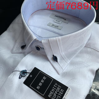 レノマ(RENOMA)のワイシャツ  スリム 形態安定 renoma レノマ(シャツ)