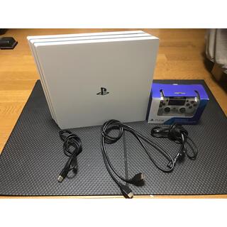 PlayStation4 - PS4 PRO CUH-7200B 1TB グレイシャーホワイト