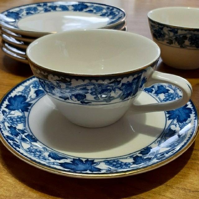 NIKKO(ニッコー)のNIKKOコーヒーカップ、皿 インテリア/住まい/日用品のキッチン/食器(食器)の商品写真