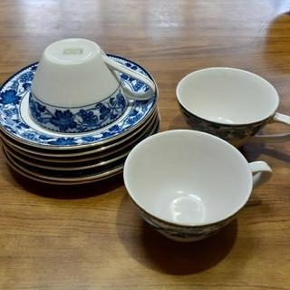 NIKKO - NIKKOコーヒーカップ、皿