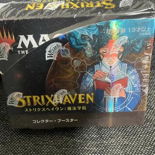 マジックザギャザリング(マジック:ザ・ギャザリング)のMTG ストリクスヘイブンコレクターブースター   魔法学院 日本語版x1Box(Box/デッキ/パック)