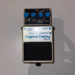 ボス(BOSS)のBOSS DD-2 Digital Delay(エフェクター)