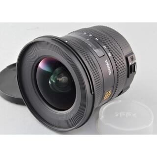 シグマ(SIGMA)の美品 SIGMA シグマ EX 10-20mm F3.5 DC HSM Sony(レンズ(ズーム))
