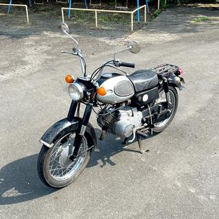 ヤマハ - 旧車 YAMAHA YA6 当時物付属品多数 受付終了