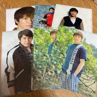 カンジャニエイト(関ジャニ∞)の村上信五 ファイル6枚セット(アイドルグッズ)