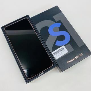 SAMSUNG - Samsung Galaxy S21+ 5G 新品未使用