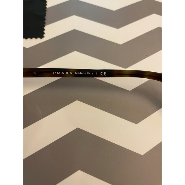 PRADA(プラダ)のプラダ PRADA サングラス SPR 12R-F メンズのファッション小物(サングラス/メガネ)の商品写真