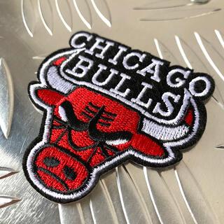 NBA ブルズ ワッペン アイロン熱圧着タイプ CHICAGO BULLS(バスケットボール)