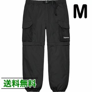 シュプリーム(Supreme)の【M】SUPREME Mesh Pocket Belted Cargo Pant(ワークパンツ/カーゴパンツ)