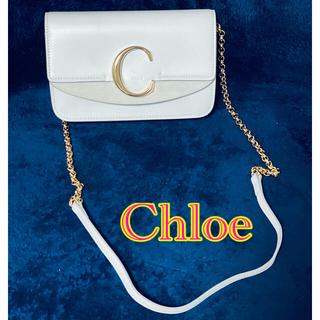 Chloe - 【Cショルダーバッグ【クロエ】