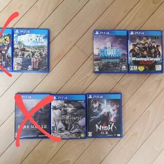 PlayStation4 - PS4 ソフト詰め合わせ ばら売り可