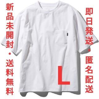 ザノースフェイス(THE NORTH FACE)のショートスリーブエアリーポケットティー NT11968 W Lサイズ(Tシャツ/カットソー(半袖/袖なし))
