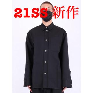 OAMC  21SS オーバーサイズシャツ オーエーエムシー
