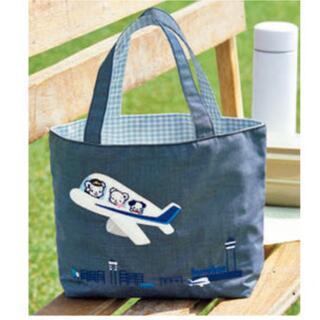 familiar - 【即日発送】新品 ANA国際線機内販売 ファミリア レッスントートバッグ