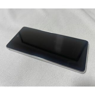 ギャラクシー(Galaxy)のGalaxy S20 FE SM-G780F/DS 中古美品 純正カバー付き(スマートフォン本体)