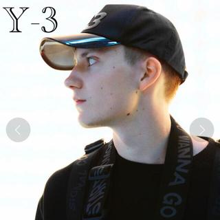 Y-3 - Y-3 VISOR CAP FREE