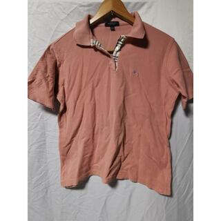 バーバリー(BURBERRY)のBURBERRY LONDON ポロシャツ レディース L(ポロシャツ)