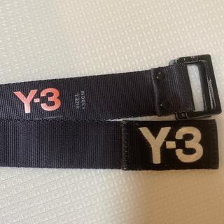 ワイスリー(Y-3)のY-3 ベルト 130cm(ベルト)