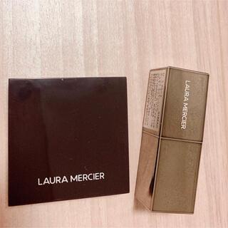 ローラメルシエ(laura mercier)の新品ローラメルシェチーク・リップ・ミニサイズお試しに♪(チーク)
