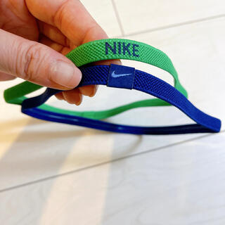 NIKE - 【送料込み】NIKE ナイキ ヘッドバンド 2本 ※未使用