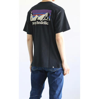 HYSTERIC GLAMOUR - 完売品!HYSTERIC GLAMOUR  PSYCHEDELIC Tシャツ