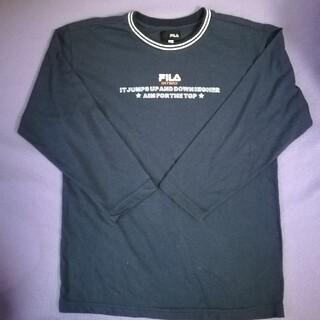FILA - FILA 長袖Tシャツ