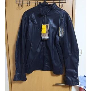 ウォークマン(WALKMAN)の☆均一セール【新品】WORKMAN 革ジャン風ジャケット(ライダースジャケット)