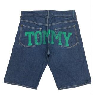 トミー(TOMMY)の⚫️トミー/TOMMY⚫️メンズ⚫️デニム⚫️ショートパンツ(ショートパンツ)