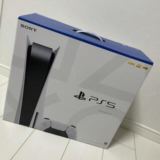 SONY - SONY PlayStation5 本体 CFI-1000A01 新品 未開封