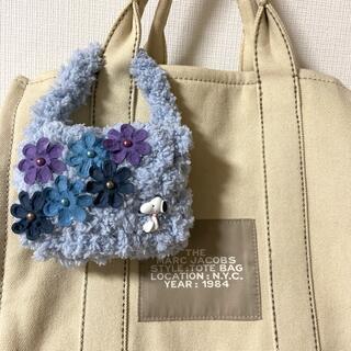 🆕レジ袋バッグ ハンドメイド(外出用品)