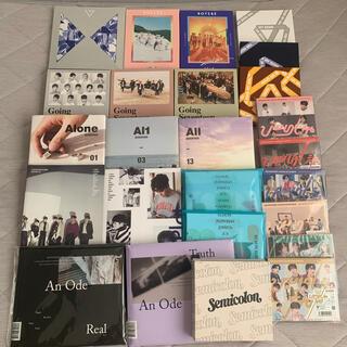 SEVENTEEN - SEVENTEEN アルバム CD まとめ売り バラ売り可
