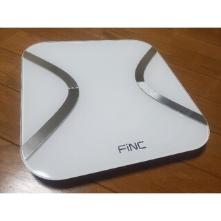 FiNC 体組成計(体重計/体脂肪計)