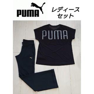 プーマ(PUMA)の★★PUMA レディース上下セット(セット/コーデ)