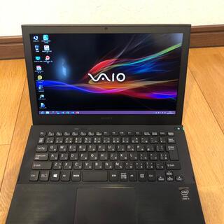 バイオ(VAIO)のSONY VAIO 11   SVP11218CJBI (ノートPC)
