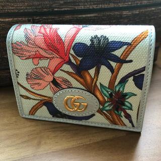 Gucci - 新品!GUCCI二つ折り財布