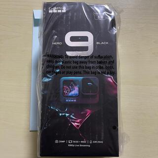 ゴープロ(GoPro)のgopro hero9 新品未開封品 国内正規品(ビデオカメラ)