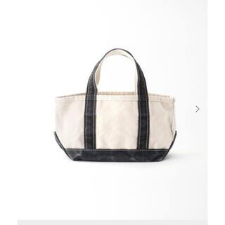 L'Appartement DEUXIEME CLASSE - アパルトモン L.L.Bean  Canvas Mini Tote Bag
