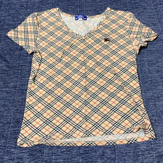 バーバリーブルーレーベル(BURBERRY BLUE LABEL)のBURBERRYBLUELABEL Tシャツ(Tシャツ(半袖/袖なし))