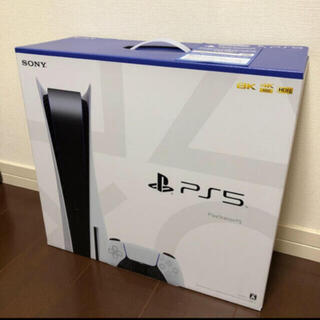 PlayStation - 【新品未開封、送料無料】PS5 本体 ディスク有り プレイステーション5