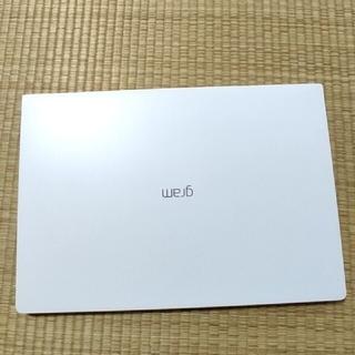 LG Electronics - LG gram 17インチ 16G/500G トラックボール