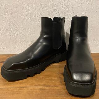 minsobi 厚底ブーツ