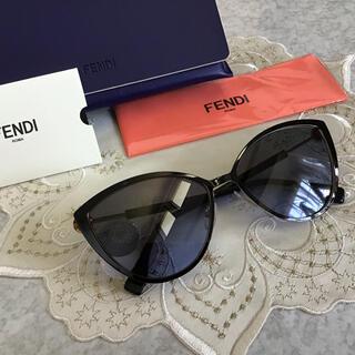 FENDI - FENDI  2021春夏 新品未使用サングラス ¥37000