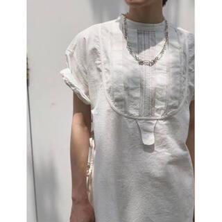 TODAYFUL - ハーフスリーブドレスシャツ TODAYFUL