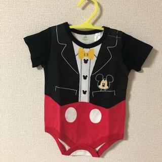 Disney - ロンパース ミッキー ディズニー