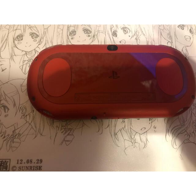 PlayStation Vita(プレイステーションヴィータ)の最終値下げ PlayStation Vita エンタメ/ホビーのゲームソフト/ゲーム機本体(携帯用ゲーム機本体)の商品写真